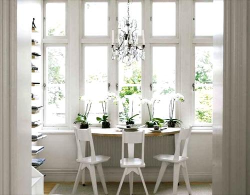 Sweden Home interior